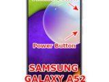 hard reset samsung galaxy a52