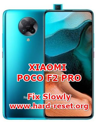 solution to fix lagging issues on xiaomi poco f2 pro