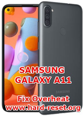 solution to fix overheat hot temperature on samsung galaxy a11