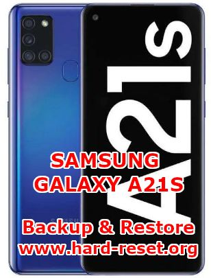 how to backup & restore data on samsung galaxy a21s