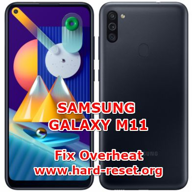 solution to fix hot temperature issues on samsung galaxy m11