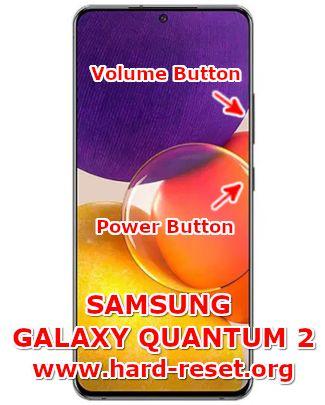 hard reset samsung galaxy quantum 2