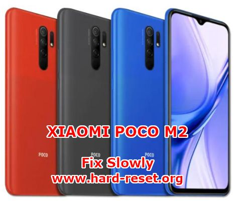 solution to fix lagging / slowly issues on xiaomi poco m2