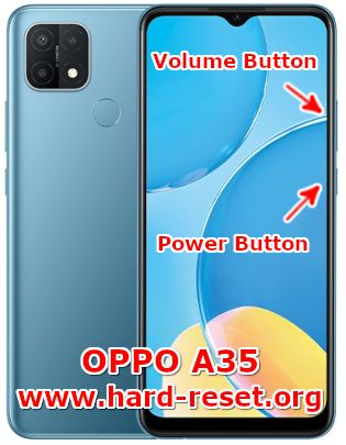 hard reset oppo a35