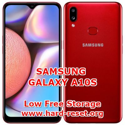 solutions to fix low free storage issues on samsung galaxy a10s