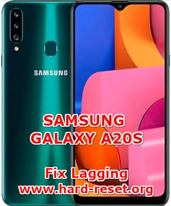 solution to fix lagging issues on samsung galaxy a20s
