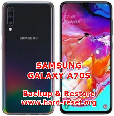 complete solutions to backup & restore data on samsung galaxy a70s