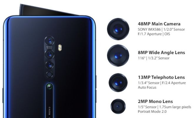 how to fix camera issues on oppo reno2