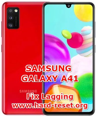 solution to fix lagging issues on samsung galaxy f41