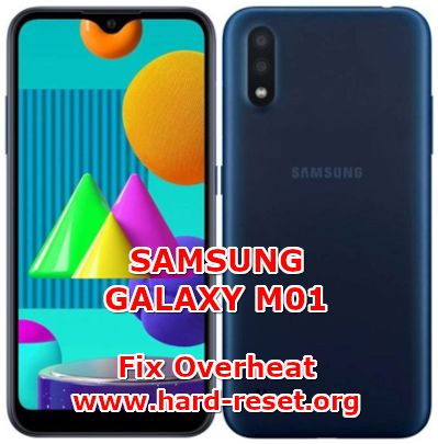 Solution To Fix Overheat Issues On samsung galaxy m01
