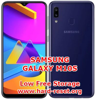 solution to fix internal memory storage full issues on samsung galaxy m10s