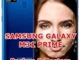 solution to backup & restore data on samsung_galaxy m31 prime