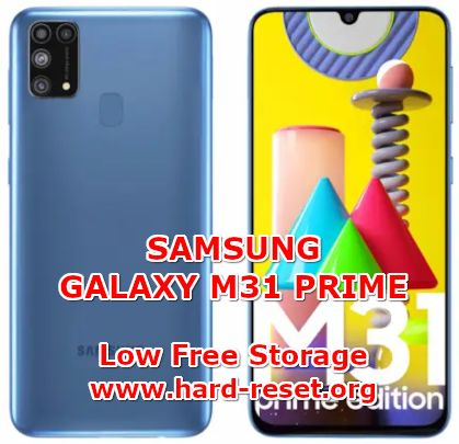 solutions to fix insufficient storage on samsung galaxy m31 prime