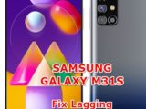 solution to fix slowly issues on samsung galaxy m31s