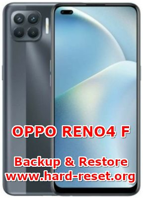 how to backup & restore data on oppo reno4f