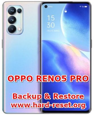 how to backup & restore data, photos, contact on oppo reno 5 pro