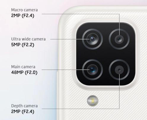 fix camera issues on samsung galaxy a12