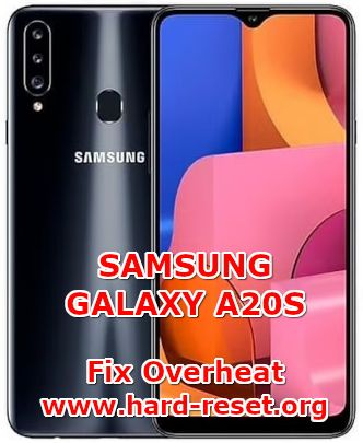 how to fix overheat temperature issues on samsung galaxy a20s