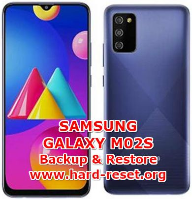 how to backup & restore data / photos / contact on samsung galaxy m02s