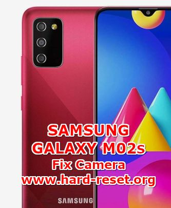 solution to fix camera issues on samsung galaxy m02s