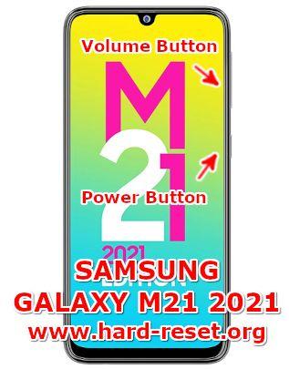 hard reset samsung galaxy m21 2021 edition