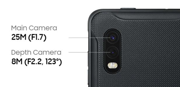 solution to fix camera issues on samsung galaxy xcover pro