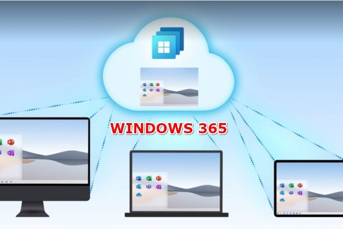 windows365 cloud for personal pc