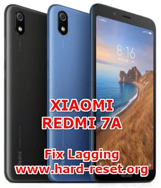 solution to fix lagging issues on xiaomi redmi 7a