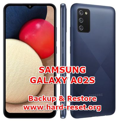 how to backup & restore data on samsung galaxy a02s