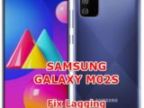 how to fix lagging problems on samsung galaxy m02s