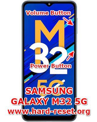 hard reset samsung galaxy m32 5g