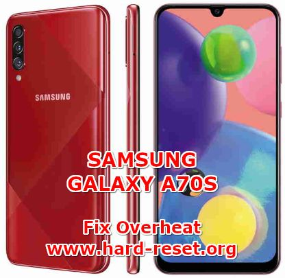 how to fix overheat problems on samsung galaxy a70s