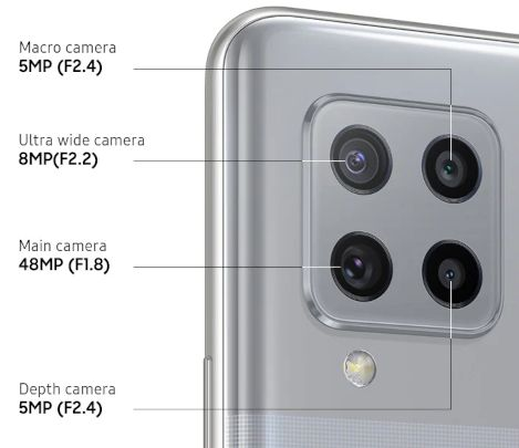 how to fix camera problems on samsung galaxy m42